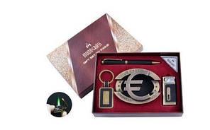 Подарочный набор c пепельницей EURO №AL-725