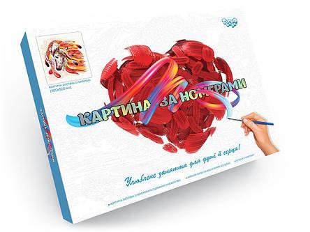 Картина по номерам KpN-01-07 40*50см. Данко-тойс, в индивидуальной подарочной упаковке, фото 2