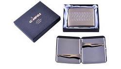 Портсигар в подарочной упаковке GVIPAI (20 шт) №XT-4984-1