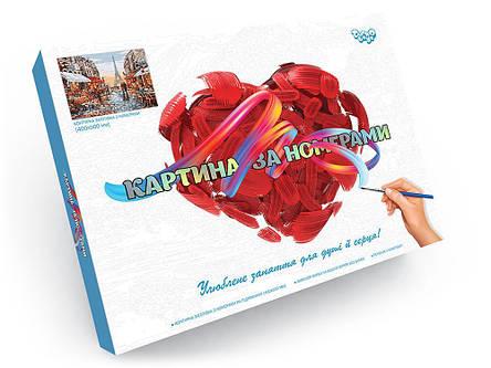 Картина по номерам KpN-01-09 40*50см. Данко-тойс, в индивидуальной подарочной упаковке, фото 2
