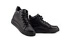 Жіночі черевики шкіряні зимові чорні Yuves, фото 5