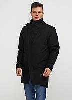 Черная демисезонная куртка размер 50/52 СС-846818