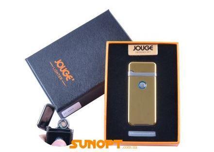 """SB зажигалка в подарочной упаковке """"Jouge"""" (Двухсторонняя спираль накаливания) №XT-4953-2"""