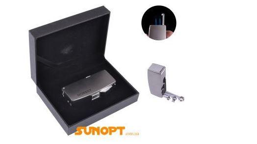 Зажигалка для сигар в подарочной упаковке Honest (Острое пламя) №3008-2