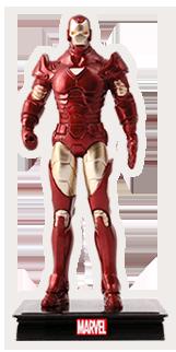Герои Marvel 3D №№1-60 плюс 12 спецвыпусков | Centauria | масштаб 1:16