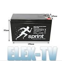 Аккумулятор SPRINT 12V 7Am/h