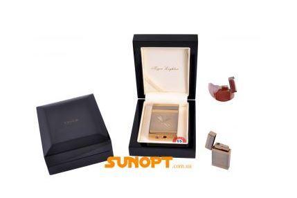 Зажигалка в подарочной упаковке Tiger (Турбо пламя) №3269-3