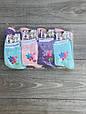 Дитячі шкарпетки махрові носки для дівчат з квітами ilkay розмір 5,7,9,11, фото 4