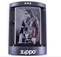 Запальничка бензинова Zippo Майкл Джексон №4222-1