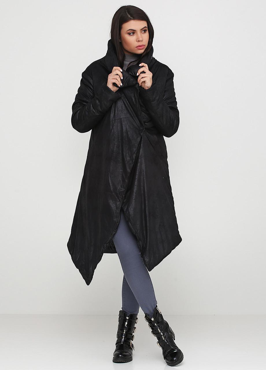 Черная демисезонная куртка размер 46/48 СС-846821