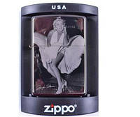 Зажигалка бензиновая Zippo Marilyn Monroe №4220-4