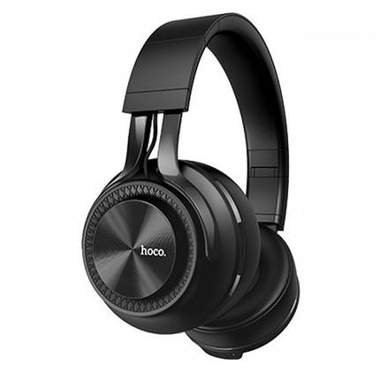 Bluetooth наушники Hoco W22 Talent sound Black, фото 2