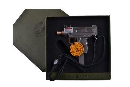Зажигалка подарочная Автомат Узи №4463