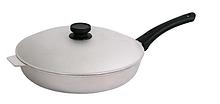 Сковорода алюминиевая Биол 300 мм