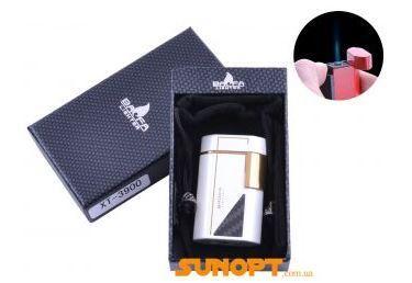 Зажигалка подарочная Baofa (Острое пламя) №3900-1