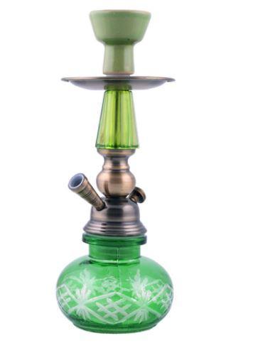 Кальян на одну персону (30см) №189 (Зеленый)