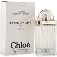 Тестер женский  Chloe Love Story,75 мл, фото 1