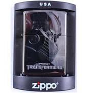 Зажигалка бензиновая Zippo TRANSFORMERS №4222-4