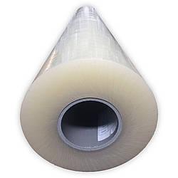 Плівка захисна самоклеюча для металу матового і напівматового 1250мм * 1000м (25мкм, 250г х 25мм, P02)