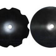 Диск БДТ гладкий (сферический)