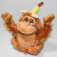 Интерактивная игрушка, танцующая и поющая обезьяна., фото 1