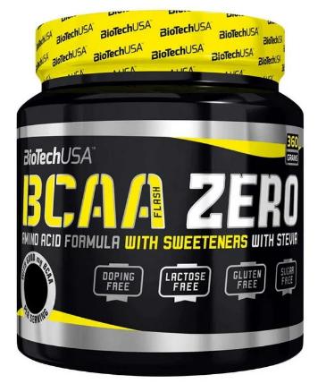 Аминокислоты bcaa BioTech BCAA Zero 360 g