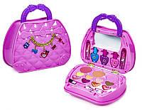 Набор детской косметики в сумочке