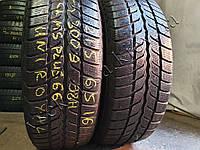 Зимние шины бу 215/65 R16 Uniroyal