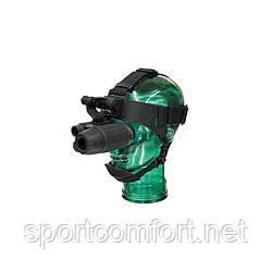 Прилад нічного бачення 1x24 - Yukon NVMT Spartan з маскою