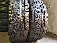 Зимние шины бу 215/65 R16 Pirelli