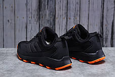 Зимние мужские кроссовки 31322, Adidas Terrex Climaproof, черные, < 42 43 45 46 > р. 41-26,5см., фото 3