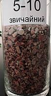 Щебінь кварцитовий звичайний 5-10мм, 5-25(40)мм.