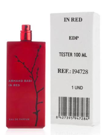 Тестер женский Armand Basi In Red Eau de Parfum, 100 мл
