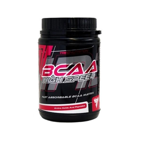 Амінокислоти bcaa TREC Nutrition BCAA High Speed (600 g)