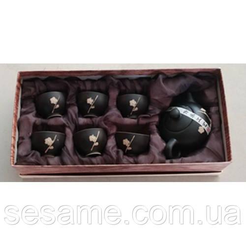 Набор для чайной церемонии керамика
