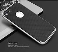 Чехол накладка iPaky cheeper для iPhone 7/8 Silver