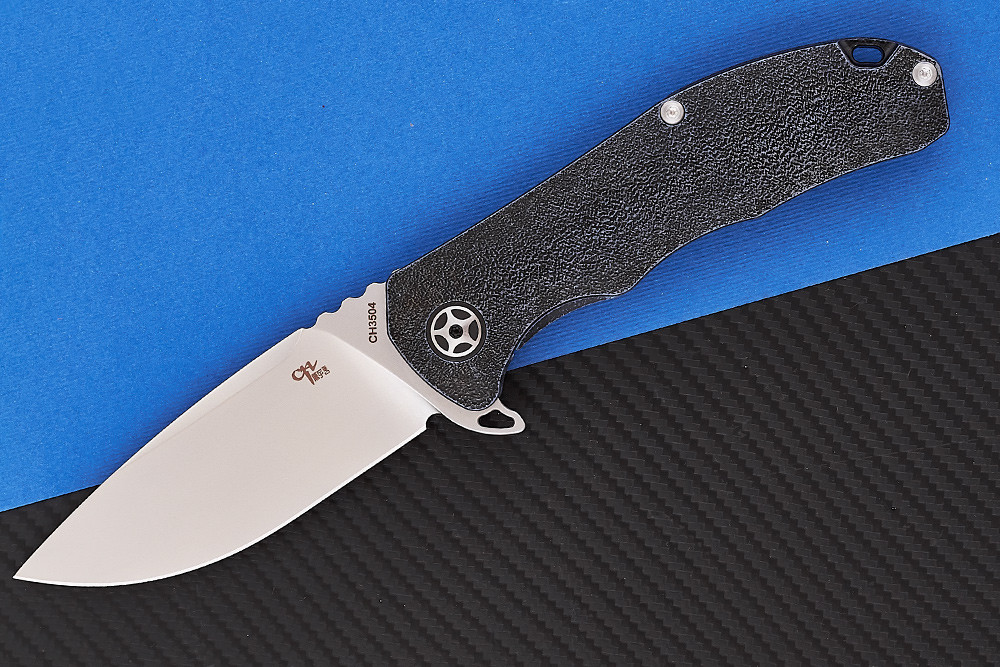 Нож складной CH 3504-T-black