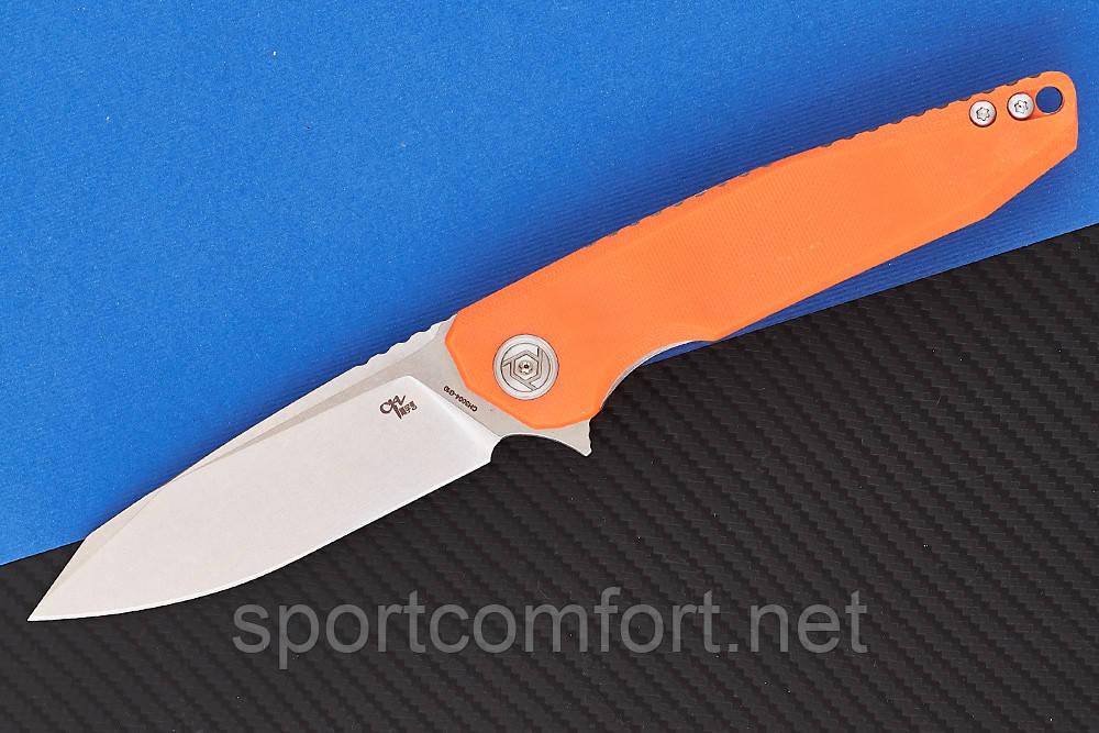 Нож складной CH 3004-G10-orange