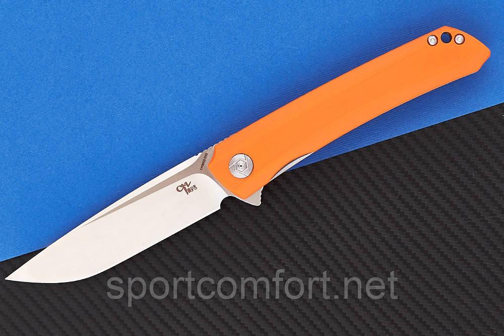 Нож складной CH 3002-G10-orange