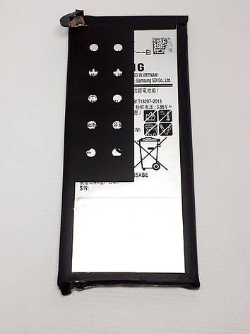 Аккумулятор Samsung G935 Galaxy S7 Edge / EB-BG935ABE (3600 mAh) оригинал  сервисный, фото 2