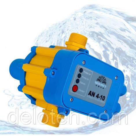 Контроллер давления автоматический Vitals aqua AN4-10