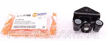 Ролик двери (боковой/нижний) Citroen Berlingo/Peugeot Partner 96-07, фото 2