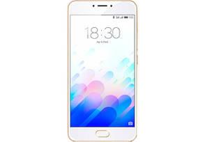 Смартфон Meizu M5 Note 32 Gb Gold Stock B-, фото 2