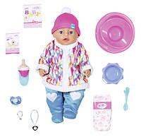 Лялька Baby Born Зимова Дівчинка Ніжні обійми Zapf 831281, фото 1