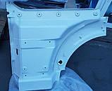 Подножка MAN TGX TGA XXL верхняя ступенька МАН ТГХ ТГА ХХЛ высокая кабина, фото 2