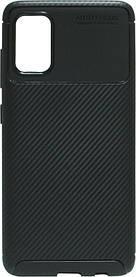 Накладка SA A415 black Carbon TPU PC