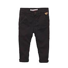 Детские подростковые черные брюки чинос для мальчиков 1-5 лет, 74-80 см