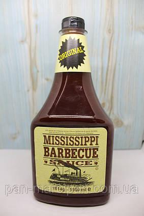 Соус BBQ Mississippi Original 1814 р
