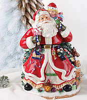 Конфетница, емкость для сладостей Дед Мороз 59-437