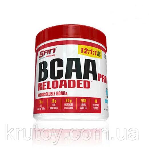 Амінокислоти bcaa SAN BCAA Pro Reloaded (456 g)